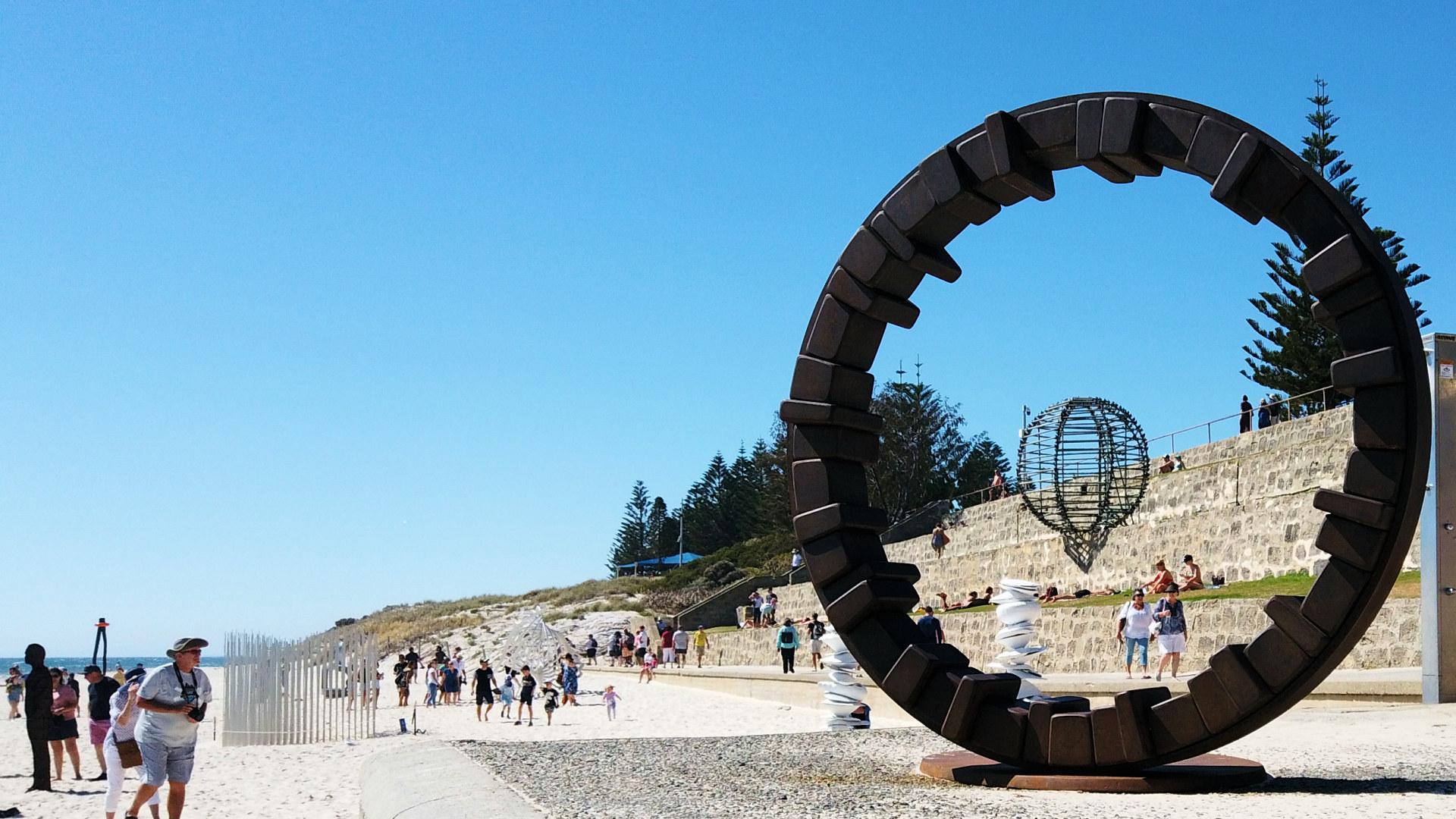 スカルプチャーバイザシー sculpture by the sea