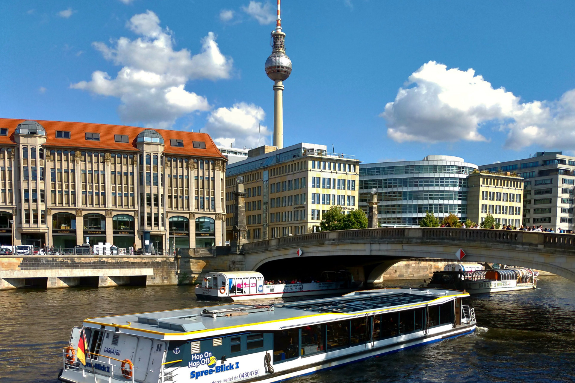 Berlin Friedrichsbrücke