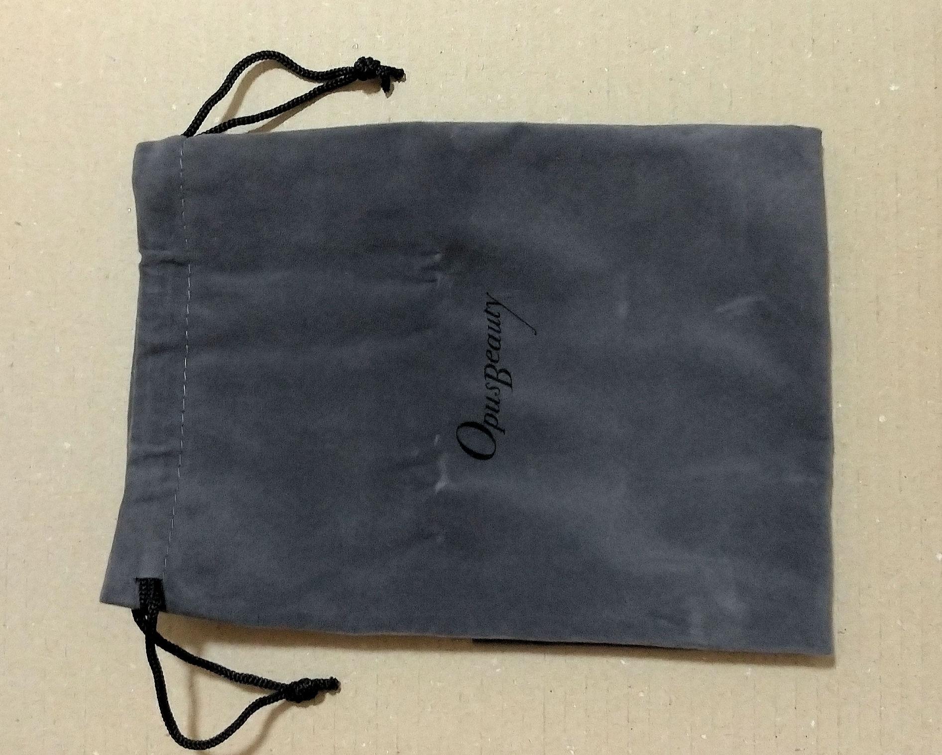 脱毛器 オーパスビューティー03の付属ポーチ袋